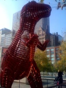 Windy City Dinosaur