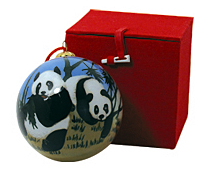 Panda Ornement at AJPanda.com